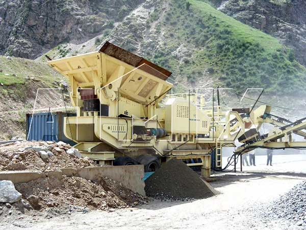 AIM1149JC98 stone-mobile-crushing-plant