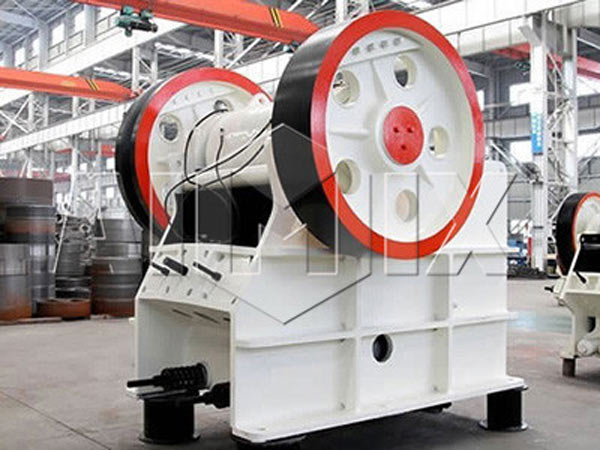 PE200-350 jaw crusher