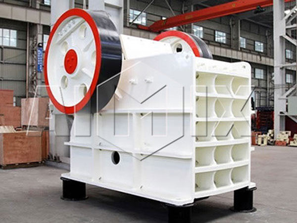 PE250-400 jaw crusher