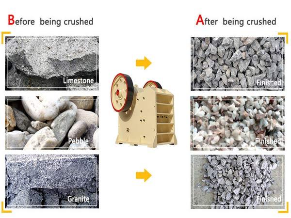 crusher-machine-materials