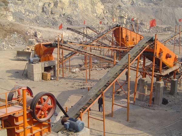 Quarry-Crusher