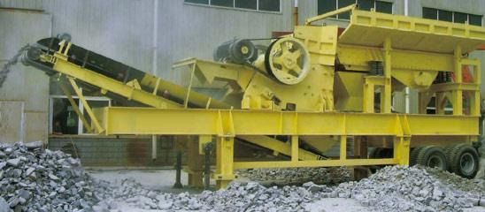 Concrete Aggregate Crusher