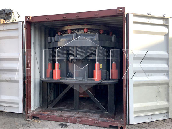 Shipment of PSG1300cone-crusher