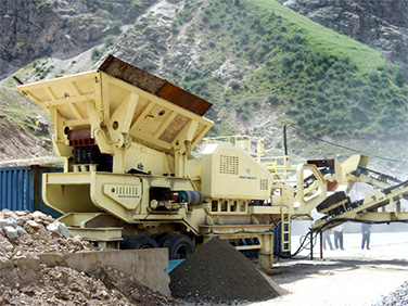 sand crusher plant