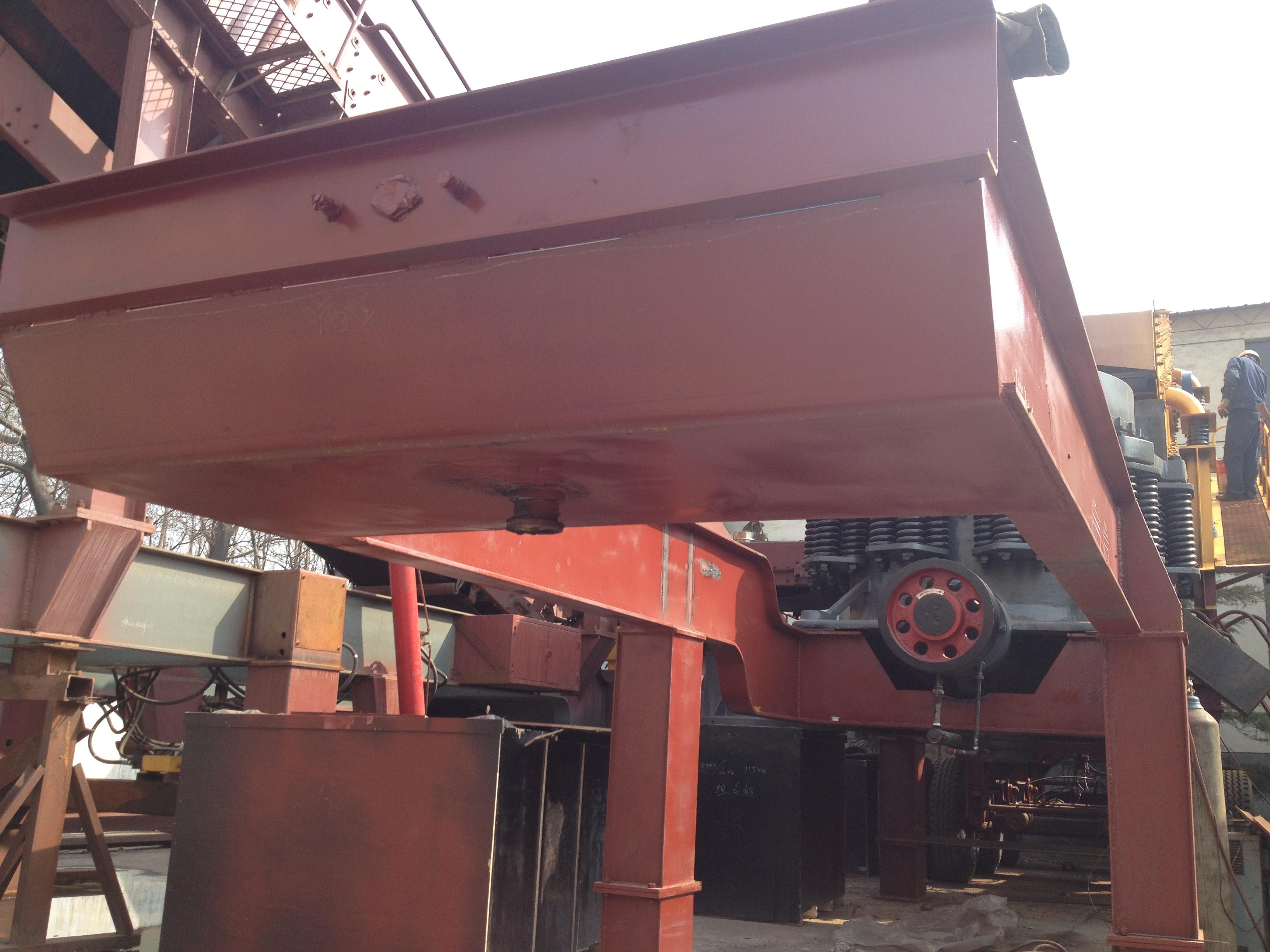 crushing plant manufacturers