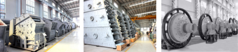 crush plant manufacturer